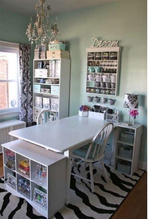 Diy Craft Room by Diy Craft Room Organization Inspiration Trusper