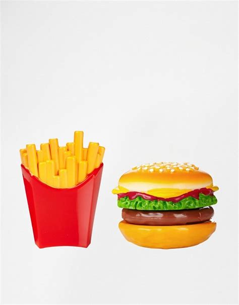 Food Balm extras fast food lip balm duo