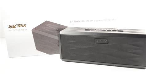 best boombox 2014 best bluetooth speaker 2014 sharkk bluetooth 4 0 boombox