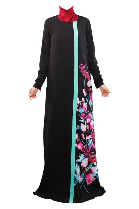 Jilbab Satin Printing Limited Edition Turki buy wholesale turkish jilbab from china turkish
