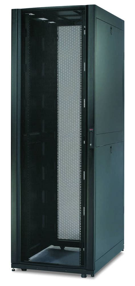 Apc In Rack Cooling by Apc Netshelter Sx 42u Rack Enclosure With Sides Ar3150
