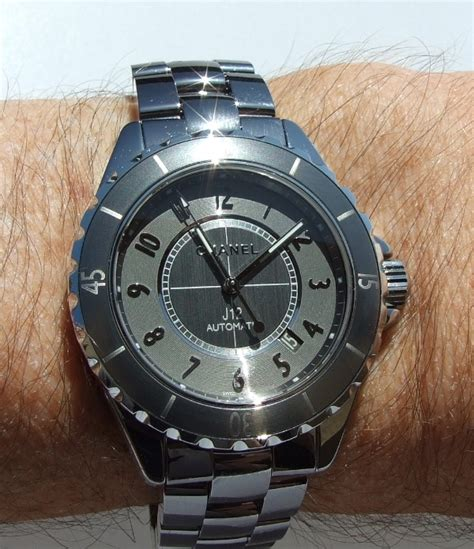 Chanell J 12 List chanel j12 chromatic review swiss classic watches
