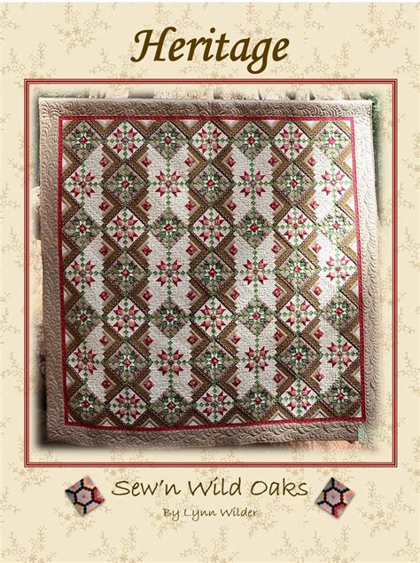 Heritage Quilt by Sew N Oaks