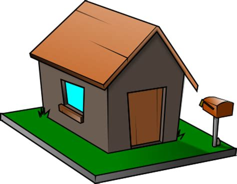 house clipart free simple house clip art