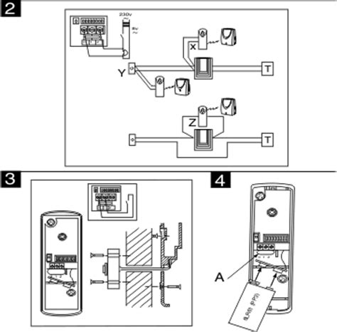 wiring diagram mains doorbell efcaviation