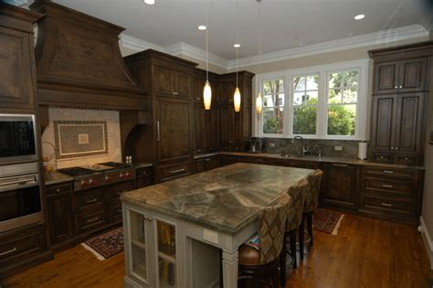 high end kitchens designs high end kitchen burl walnut cabs traditional