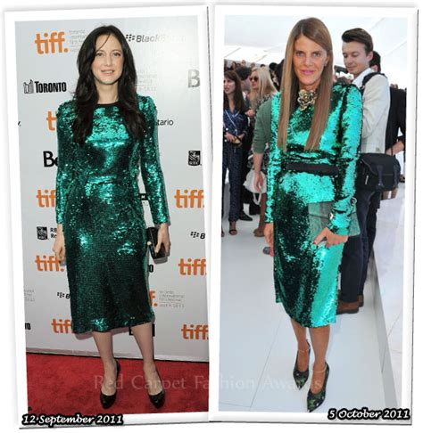 Who Wore Dolce Gabbana Better Carpet Style Awards 2 by Who Wore Dolce Gabbana Better Andrea Riseborough Or