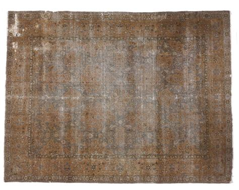 Industrial Area Rugs Distressed Antique Turkish Sparta Area Rug With Modern Industrial Style For Sale At 1stdibs