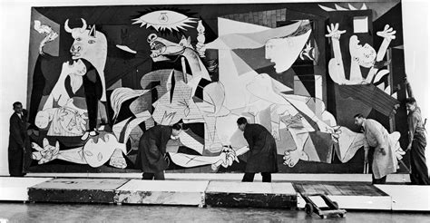 picasso works guernica this daring painting became one of pablo picasso s most