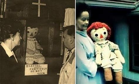 annabelle doll museum you can watch a livestream of the real annabelle doll