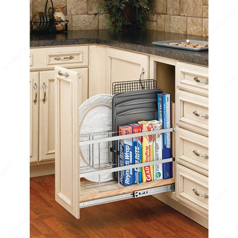 Pull Out Cabinet Organizer by Pull Out Base Cabinet Organizer Richelieu Hardware