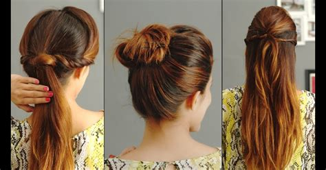 easy hairstyles szissza szissza easy hairstyles