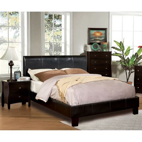 twin bed furniture sets furniture of america mevea 2 piece twin bedroom set in