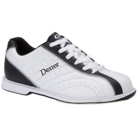 s groove white black wide width bowling shoes