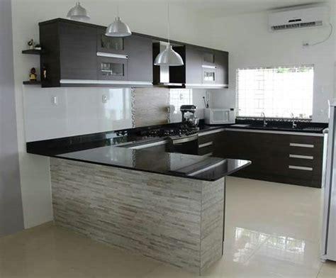 ideias  decorar cozinhas    preta