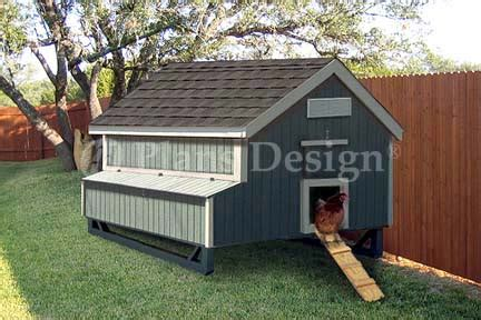 chicken house plans for 20 chickens 5 x6 gable chicken hen house coop plans 90506mg
