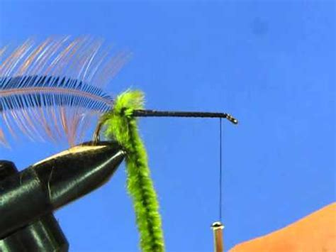 beginner fly tying tips part 3 the woolley worm