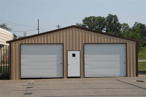 Enclosed Carports Garages by Metal Garages Steel Garages Enclosed Garages