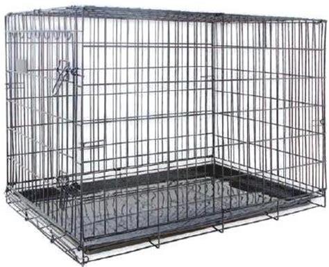 gabbia per cani aereo gabbia trasporto cani trasportino in metallo cm 45x60xh53