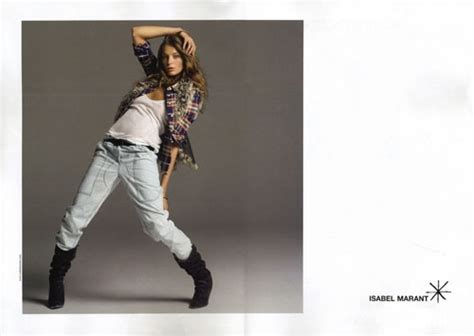 Gisele Covers It Up For Aquascutum by For Marant Models Feed