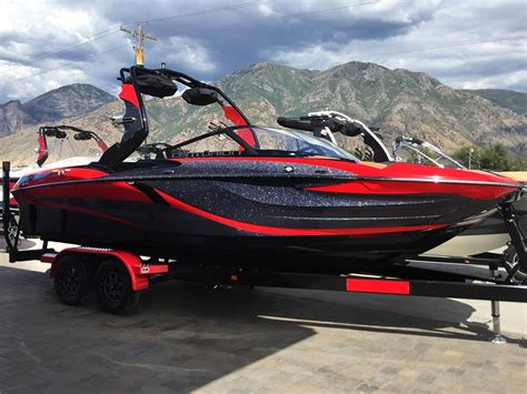 2018 centurion boats 2018 centurion fi23 red black gunmetal for sale in