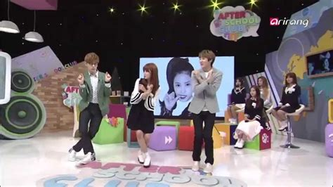 tutorial dance mr chu apink chorong u kiss kevin eric nam dance quot mr chu