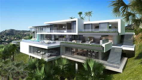modern homes google search modern architecture two modern mansions on sunset plaza drive in la