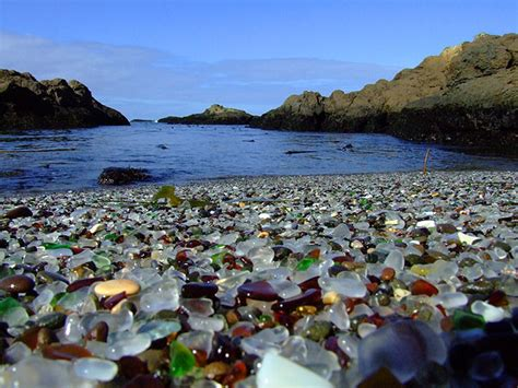glass beaches glass beach eintech