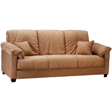 sofa bed walmart montero convert a couch sofa bed mocha furniture