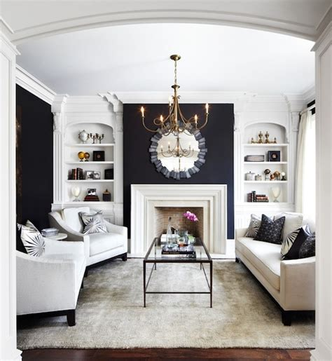 dark walls commanding a presence dark accent walls that make a statement