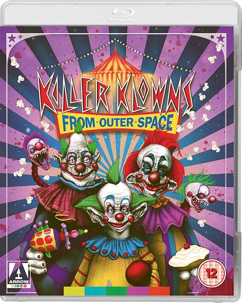 killer klowns killer klowns from outer space arrow