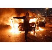 Police Car Set On Fire  6 October Bridge Bora S Kamel