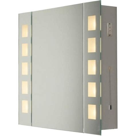 dar lighting zenia 10 light bathroom wall cabinet