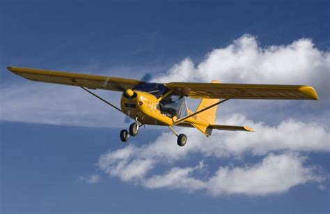 Ultra Light Plane by New Ultralight Aircraft