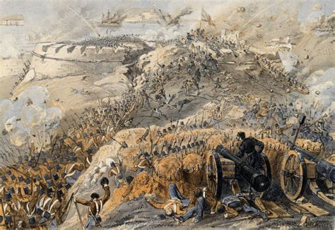 Credit One quot storming the great redan septr 8th 1855 by the british