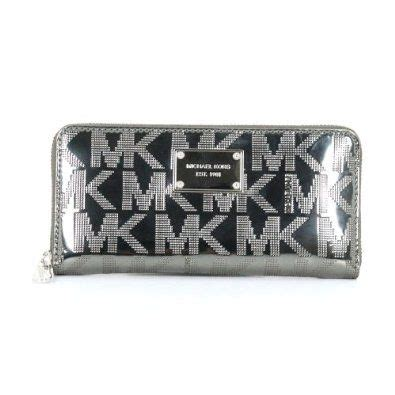 New Mk New York Rantai Silver 24 best images about michael kors wallets on