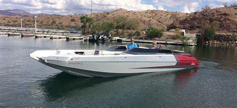 boat parts lake havasu barron boats new 290 sport hits the water in lake havasu