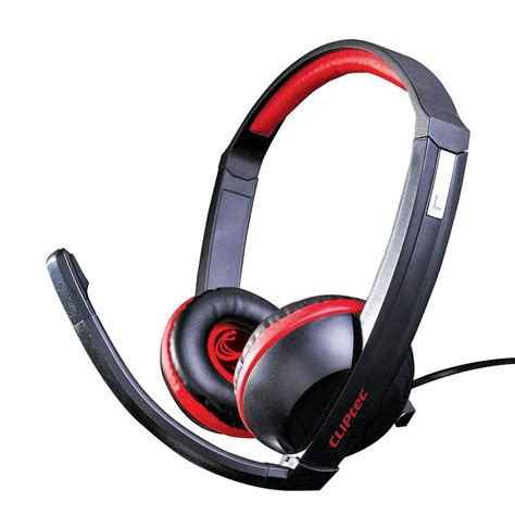 Headset Cliptec gaming headsets ex pro products limited