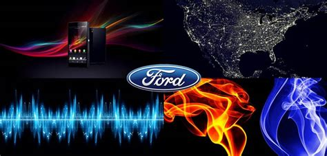 How To Change The My Ford Touch Wallpaper Ford Sync 2 Wallpaper Template