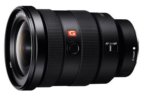 Sony Fe 16 35mm F 2 8 Gm sony fe 16 35mm f 2 8 gm caratteristiche e opinioni