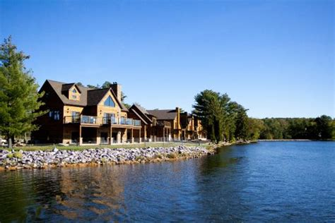 Cheap Cabins In Wisconsin Dells by Lake Delton Waterfront Villas Updated 2017 Resort
