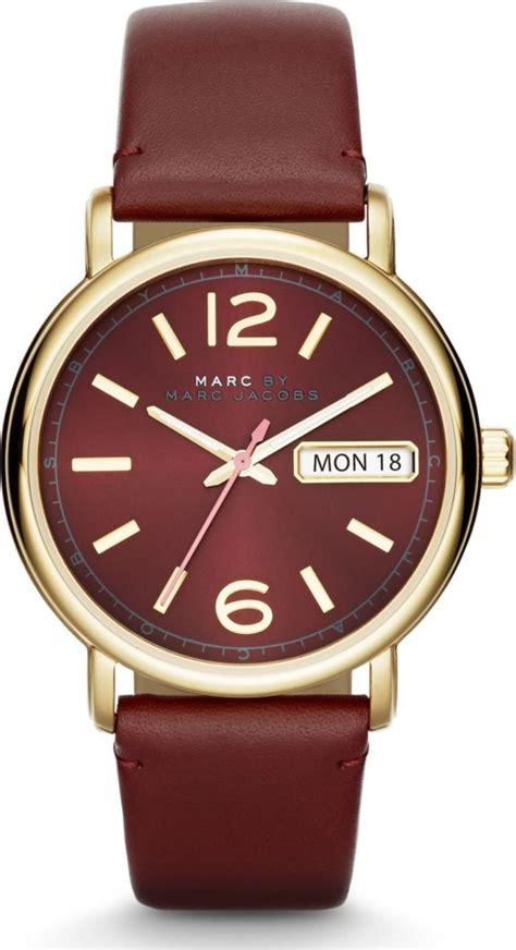 Gc G3000 Gold Purple Leather marc by marc mbm1386 fergus purple 38mm