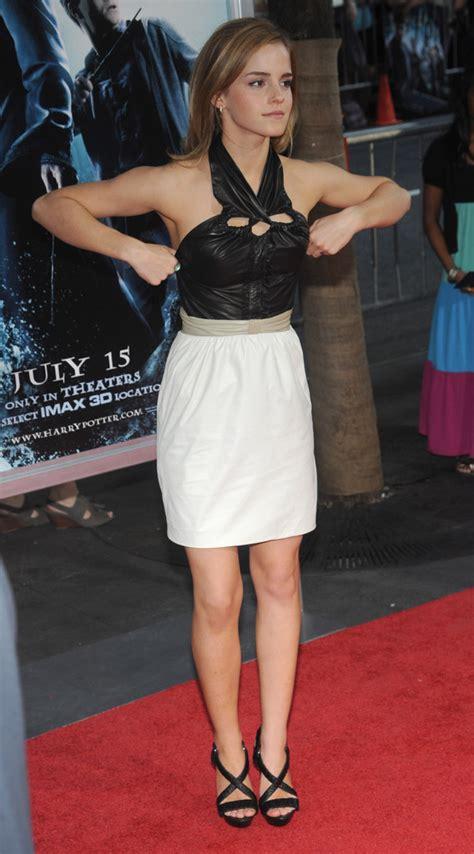 "Emma Watson Photos Photos - ""Harry Potter And The Half"