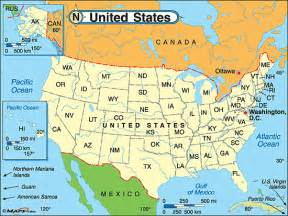 united states political map modal title