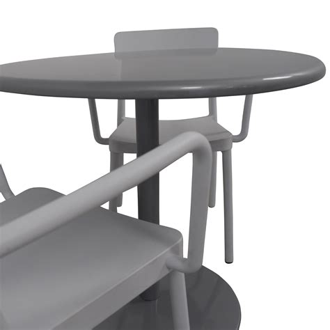 cafe style table and chairs bistro tables and chairs design