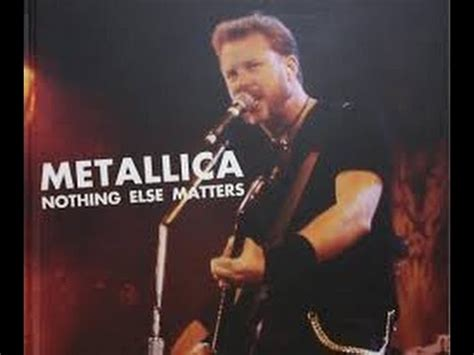 nothin on you testo metallica nothing else matters testo traduzione