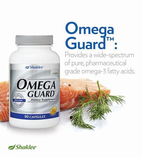 Minyak Ikan Omega 3 Shaklee omegaguard shaklee