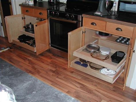 Sliding Drawers For Kitchen Cabinets by How To Replace Kitchen Cabinet Drawer Slides Drawers