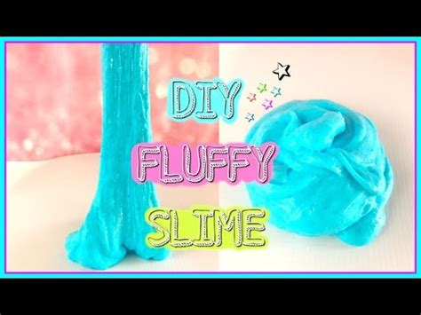 slime tutorial without borax fluffy slime without borax diy fluffy slime recipe