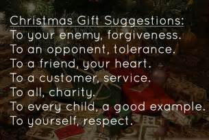 christmas gift suggestions the daily quotes